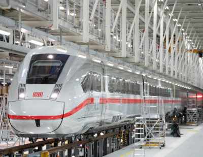 Deutsche Bahn Opens New Training Centre in Cologne