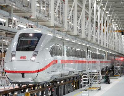 Deutsche Bahn Opens New Training Centre in Cologne