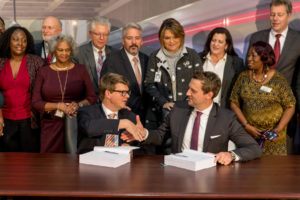 MARTA Signs Contract for 127 Stadler METRO Trains
