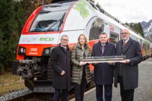 OEBB Tests Cityjet Eco with Positive Results