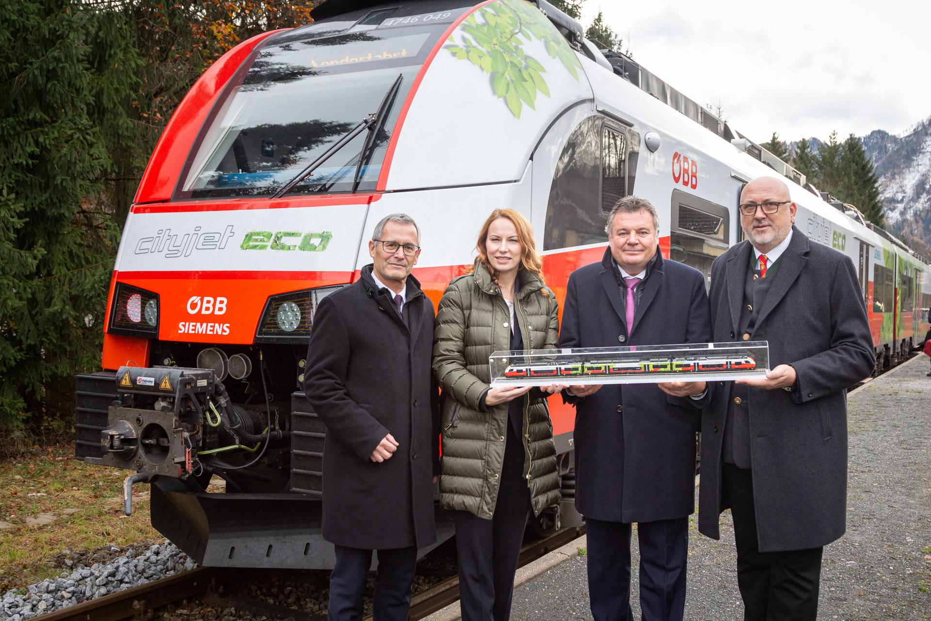 OEBB Cityjet Eco by Siemens Mobility
