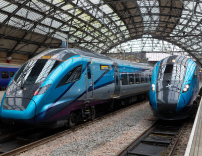 FirstGroup Agrees Termination Fee with DfT for TransPennine Express