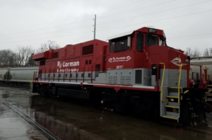 Cummins & R.J. Corman Railpower Partner to Create Eco-Friendly Locomotive