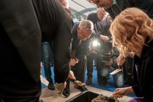 Construction on Rail Baltica Begins in Estonia