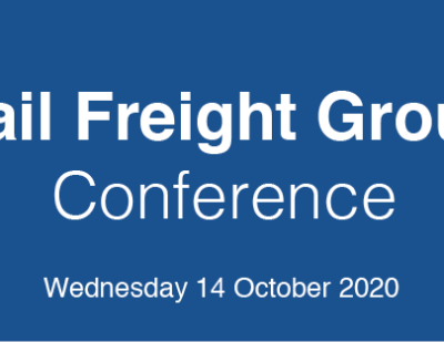 Rail Freight Group Conference: Virtual Conference