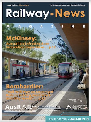 Railway-News AusRAIL PLUS Magazine