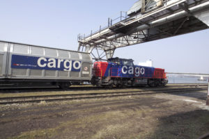 German-Swiss Agreement to Foster Shift to Rail for Freight