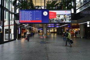 Connect with Passengers in Colour by Using Dynamic LED Solutions