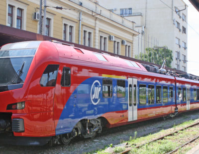 Serbian State Railway Company Gets €100m Rolling Stock Loan from EBRD