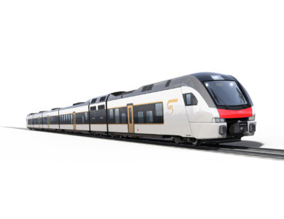 Stadler Sells First FLIRT to Azerbaijan