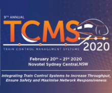Train Control Management Systems TCMS 2020