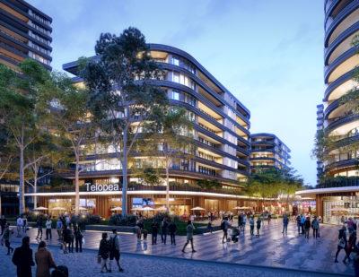 The Infrastructure Progress Report · Sydney