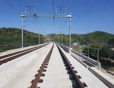 Ulsan High-Speed Line Korea