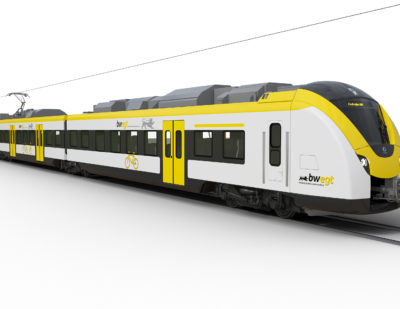 Alstom to Supply 19 Coradia Trains to Baden-Württemberg