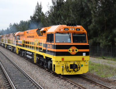 Australian and Queensland Governments Sign Inland Rail Agreement