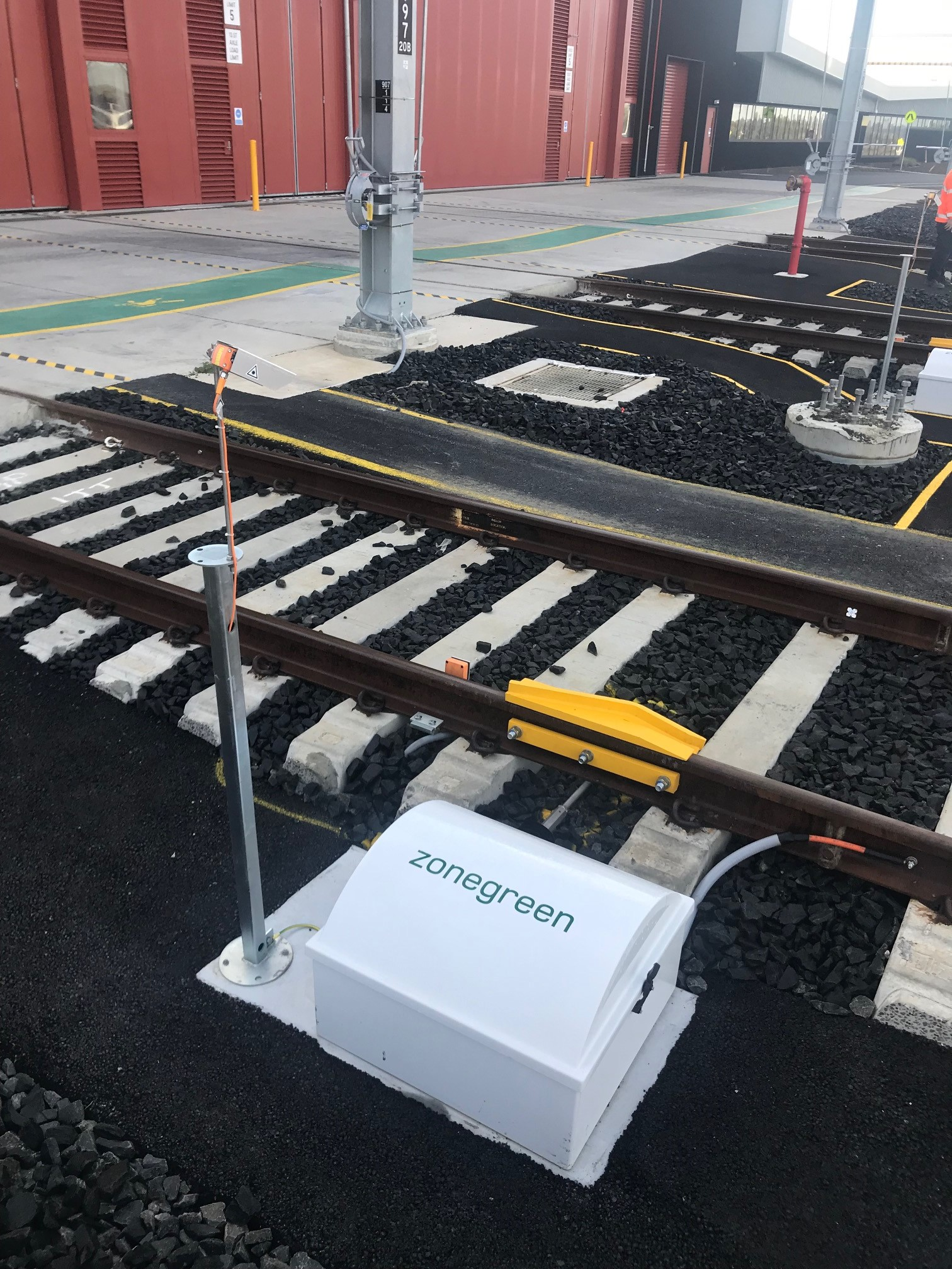 Australian Depot Safety