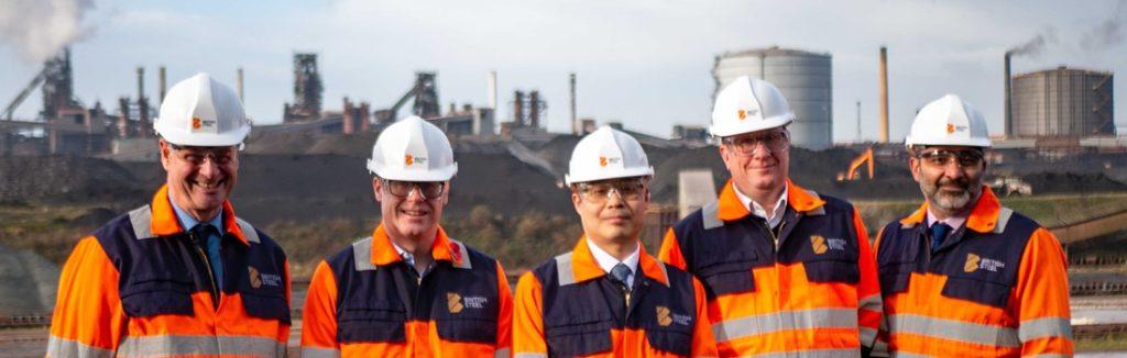 Sale of British Steel