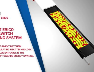 nVent ERICO Rail Heating System