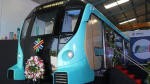 Alstom Starts Manufacturing Metro Trains for Mumbai