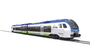 Stadler Wins FLIRT H2 Hydrogen Train Contract in the US