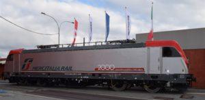 Bombardier Vado Ligure Site Marks 2000th Locomotive Milestone