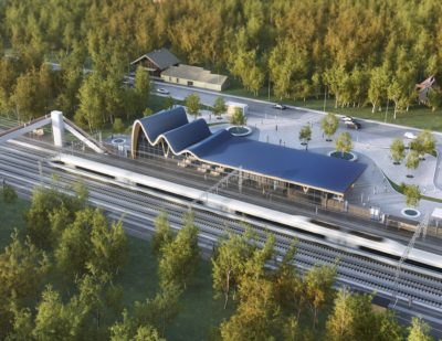 Rail Baltica Receives Additional EU Funding