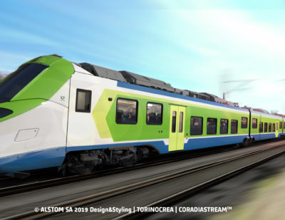Alstom to Supply 31 Regional Trains to Lombardy Region