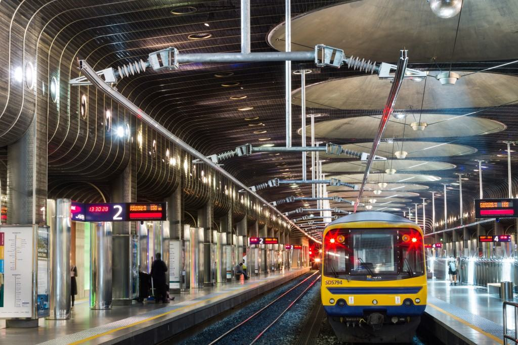 AECOM, lead-designer, Auckland Electrification project