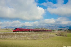 100 Million KM Milestone for Alstom Avelia AGV Fleet