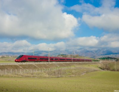 100 Million KM Milestone for Alstom Avelia AGV Fleet
