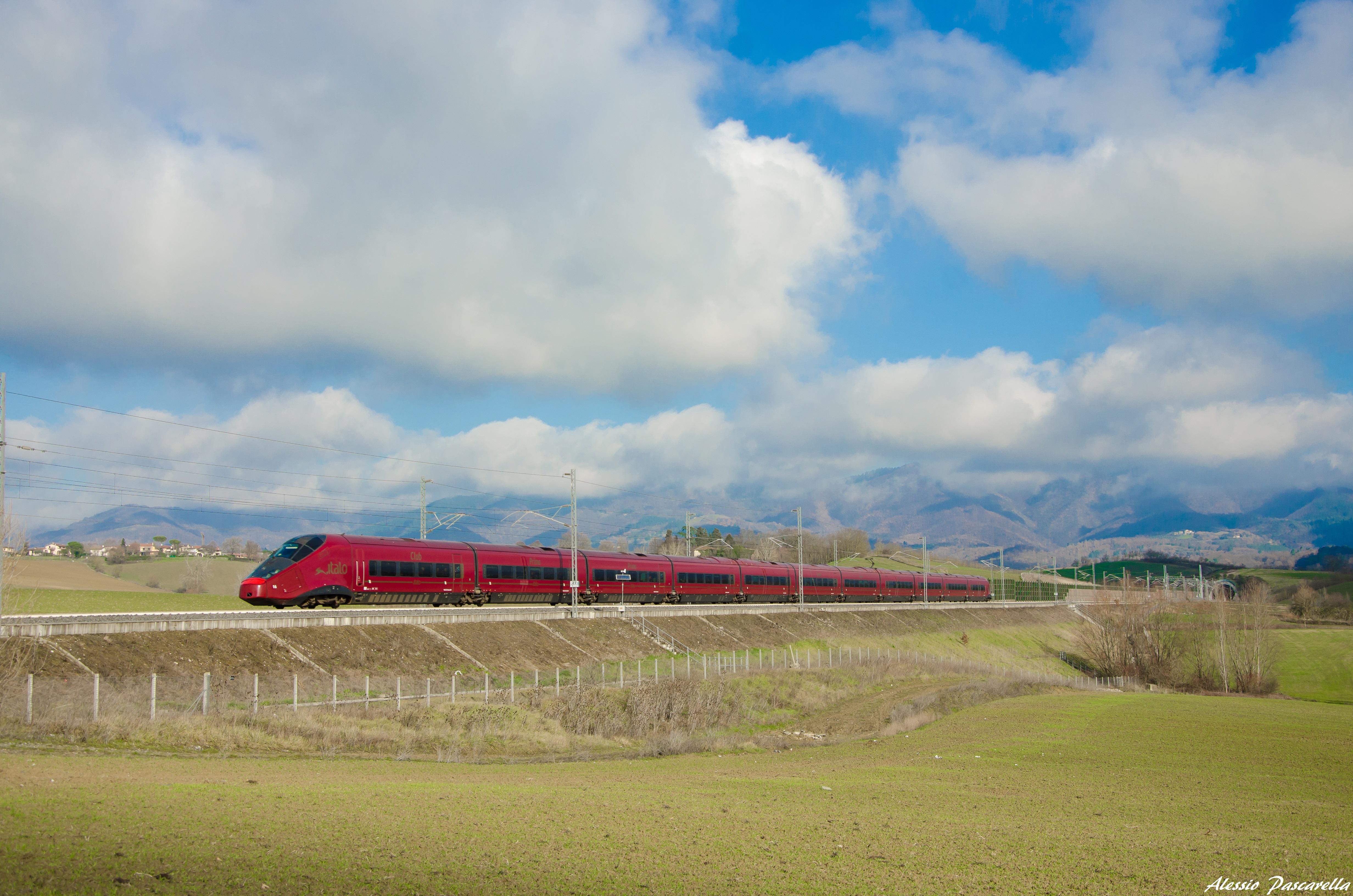 Alstom Avelia AGV