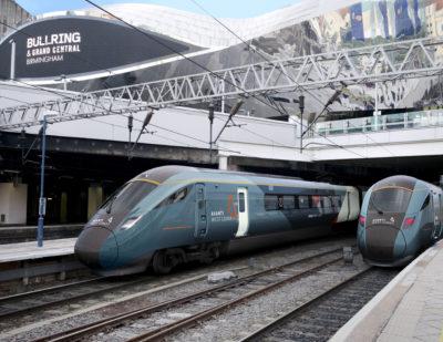 Hitachi to Build New Intercity Trains for Avanti West Coast