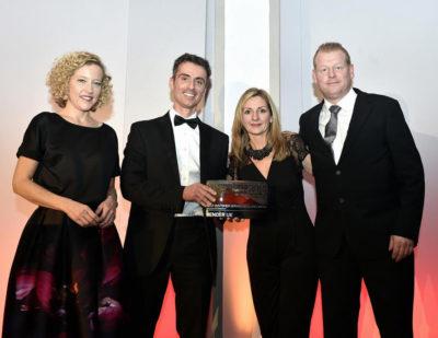Bender UK Awarded Best Customer Service Excellence