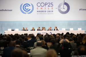 """COP25: Rail """"the only realistic and immediate solution to reduce the CO2 footprint"""""""