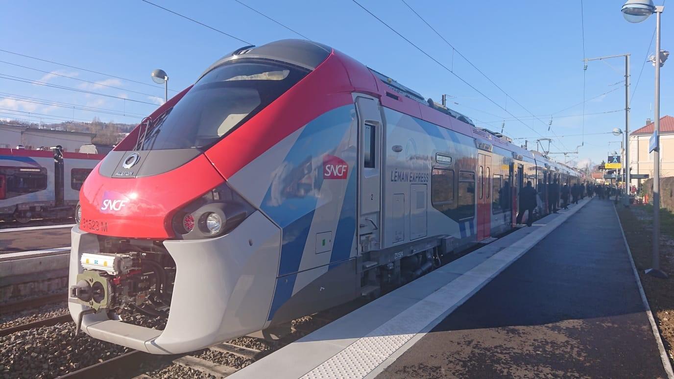 Alstom Coradia Polyvalent Leman Express