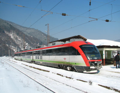 Alstom Wins Maintenance Contract in Bulgaria