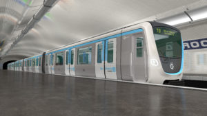 Alstom-Bombardier Consortium Wins Paris Metro Contract