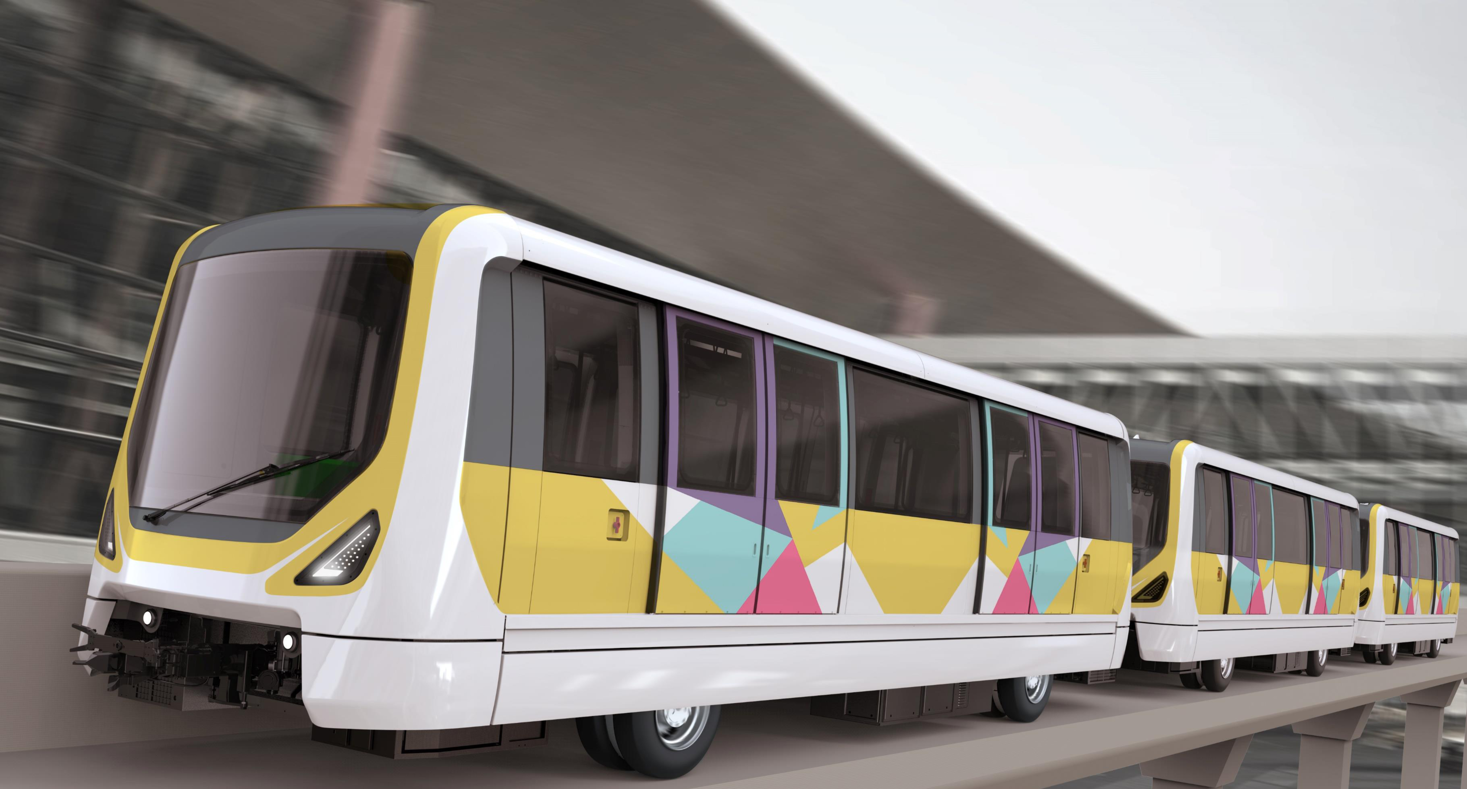 Consortium of Bombardier JVs Awarded Beijing Airport Automated People Mover Contract