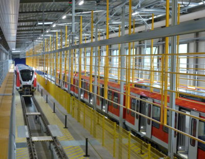 Bombardier Reveals New Test Centre in Germany