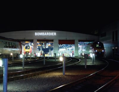 Bombardier Signs 3-Year Avanti West Coast Services Contract