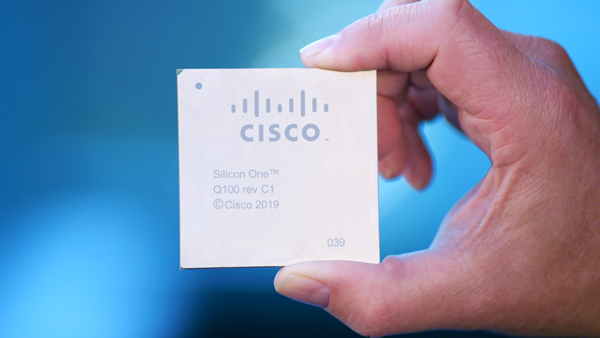 Cisco Silicon One Q100 internet for the future