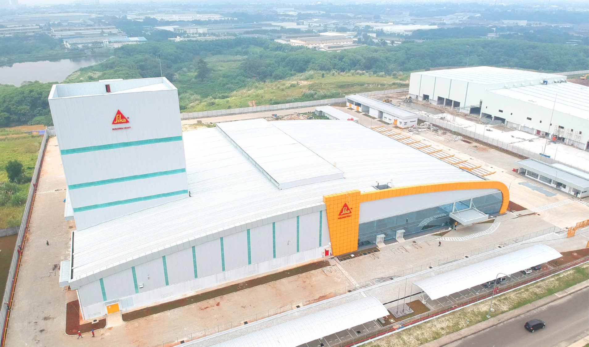 Sika Plant Indonesia