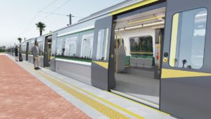 Western Australia and Alstom Sign Contract for 43 Trains