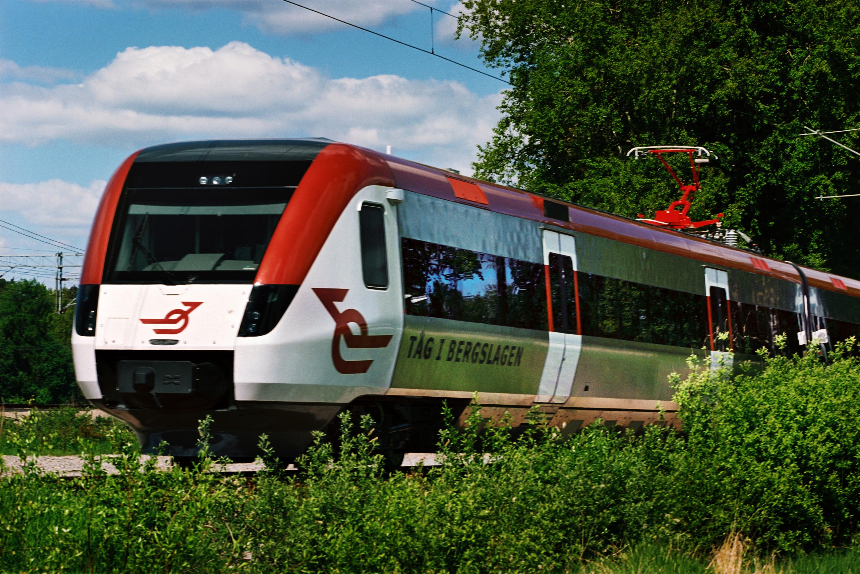 Bombardier's Regina EMU for Sweden