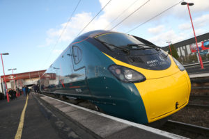 Avanti West Coast Pendolinos to Undergo 642m GBP Refurbishment