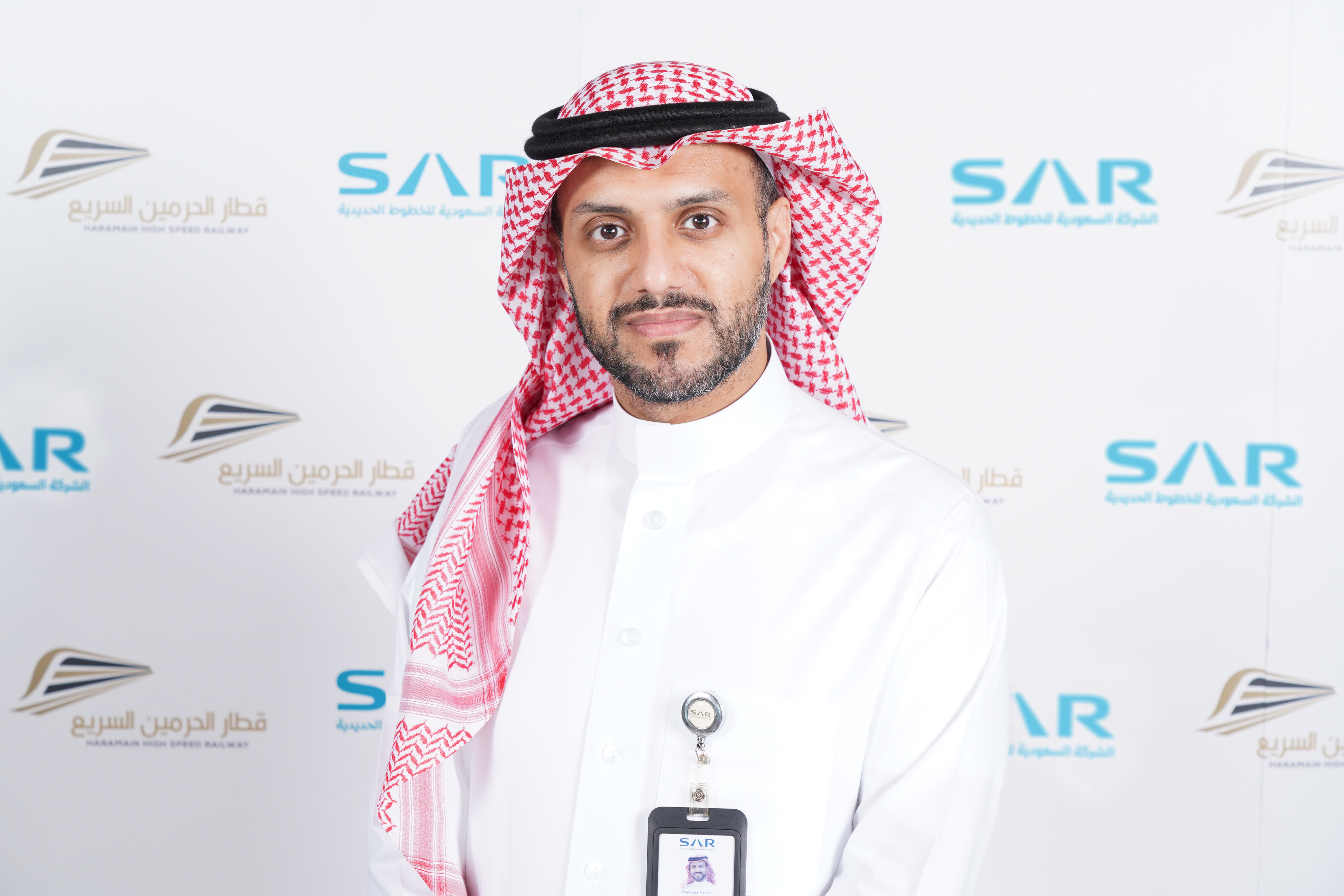 Ammar Nahdi SAR Marketing Director on 2020 Railway Forum