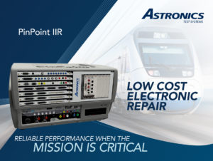 Astronics Test Systems Electronic Repair pinPointIIR