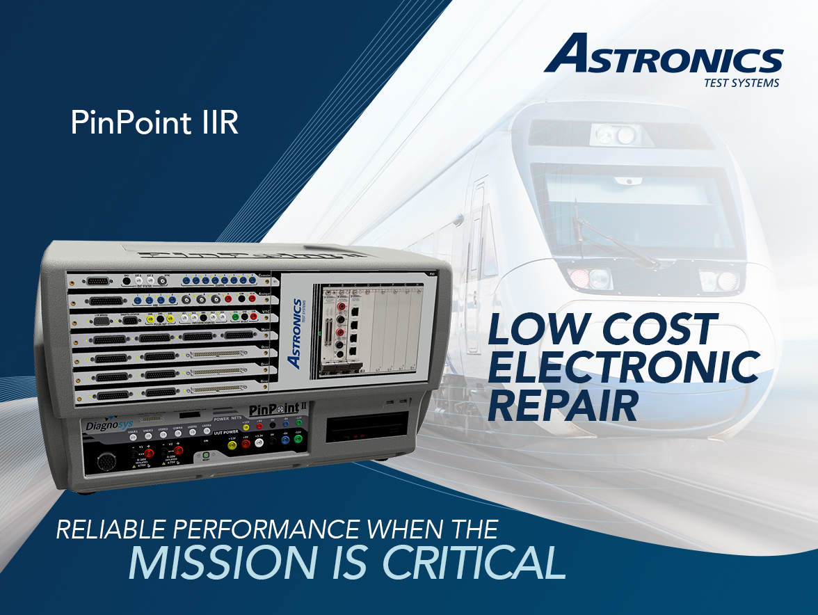 ASTRONICS Low Cost Electronic Repair