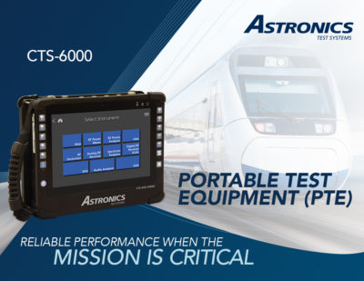 Astronics Test Systems Portable Test Equipment CT6000