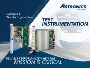 Astronics Test Systems Test Instrumentation-PXI-VXI